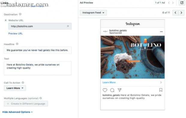 Advertising on Instagram: a 6-step guide. Instamer